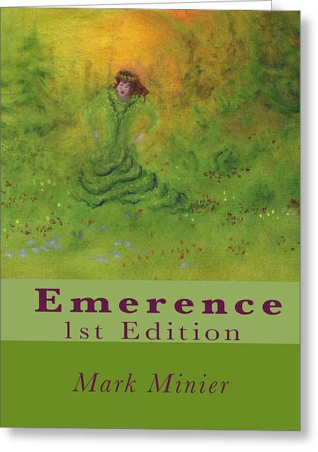 Emerence 156 Page Paperback. Greeting Card by Mark Minier