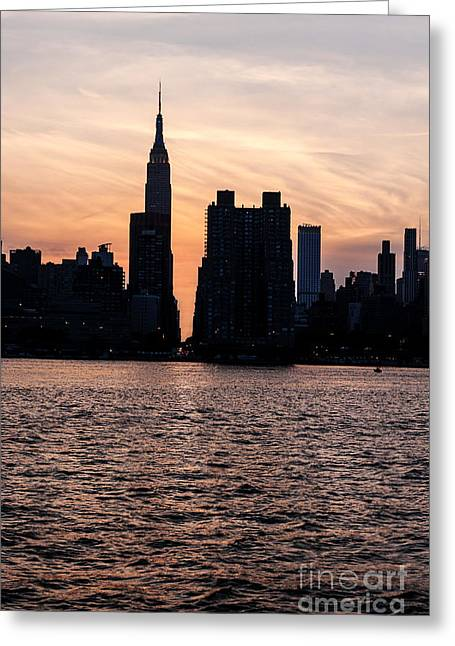 Empire On 5th Avenue Greeting Card