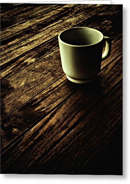 Greeting Card featuring the photograph End Of The Day ... by Chuck Caramella