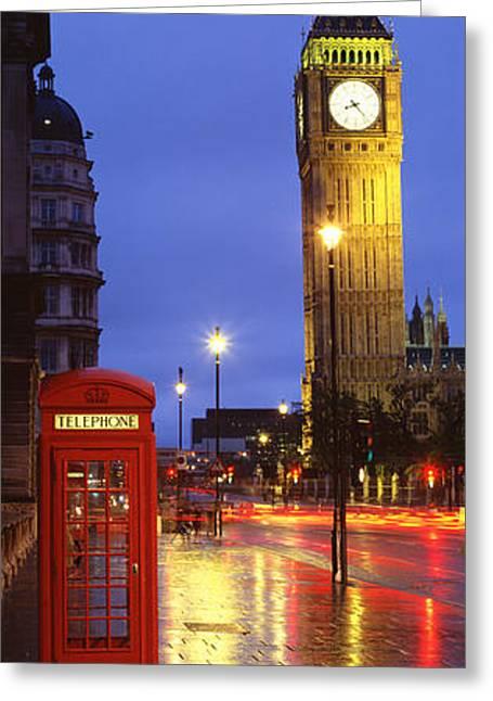 England, London Greeting Card