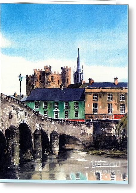 Enniscorthy  Wexford Greeting Card
