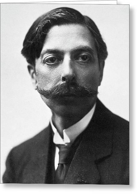 Enrique Granados Campina (1867-1916) Greeting Card