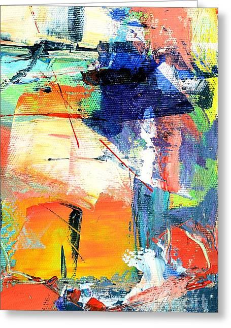 Epiphany Greeting Card by Ana Maria Edulescu