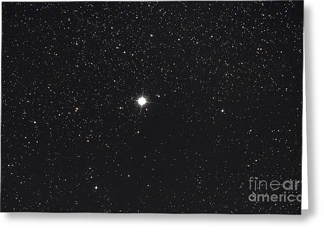 Epsilon Aurigae Greeting Card by John Chumack