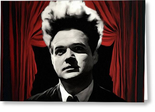 Eraserhead Greeting Card
