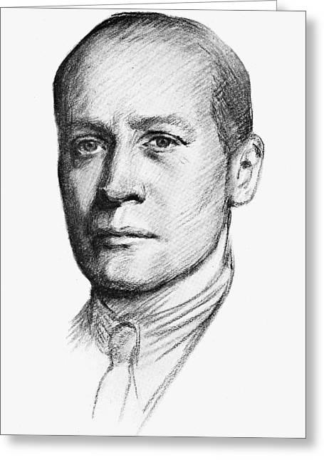 Ernest Howard Shepard (1879-1976) Greeting Card by Granger