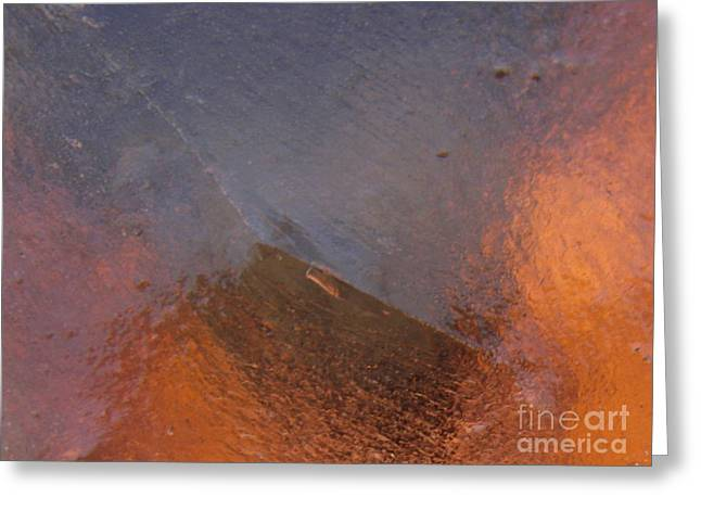 Eruption Greeting Card by Fred  Sheridan