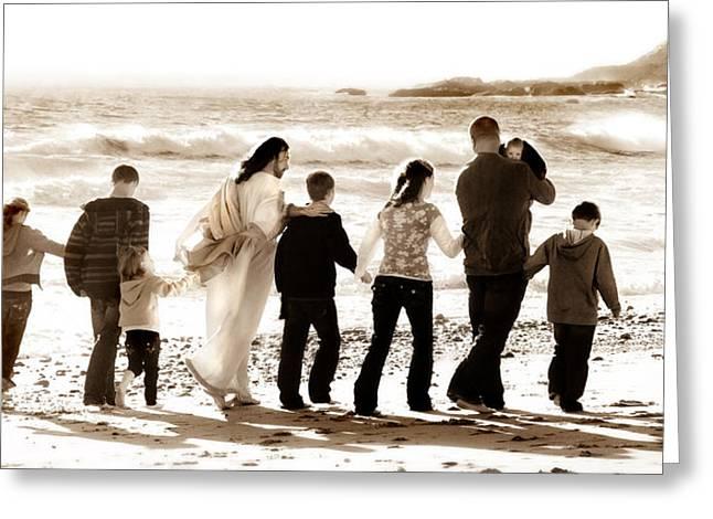 Eternal Family Greeting Card