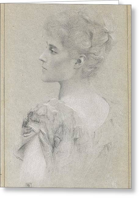 Ethel Strickland Greeting Card