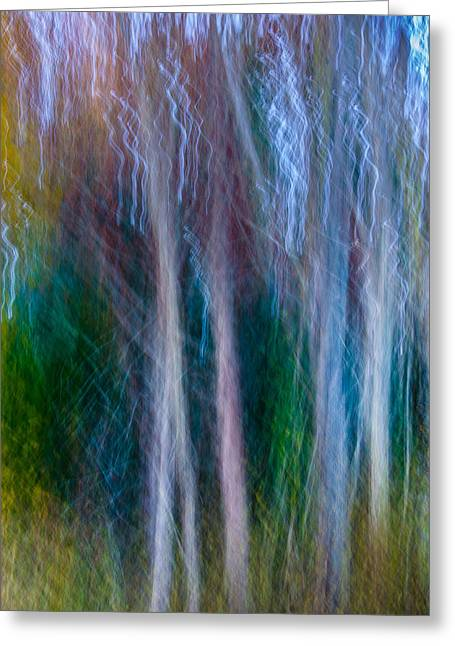 Ethereal Forest Greeting Card