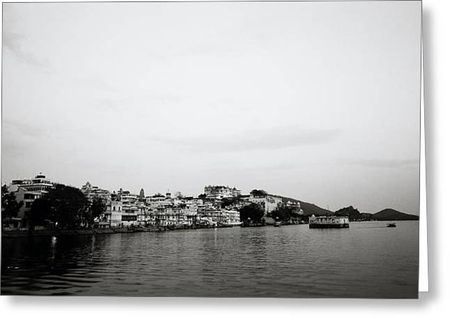 Ethereal Udaipur Greeting Card