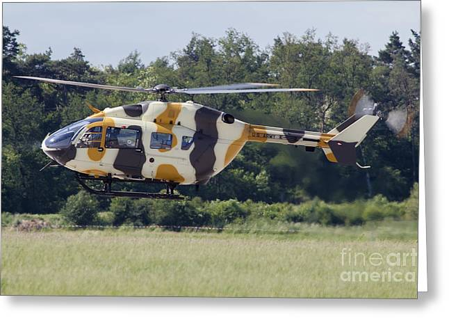 Eurocopter Uh-72a Lakota Of The U.s Greeting Card