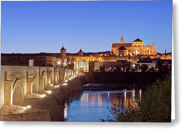 Europe, Spain, Andalucia, Cordoba Greeting Card by Rob Tilley