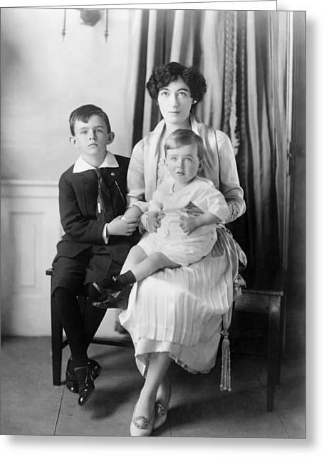 Evalyn Walsh Mclean(1886-1947) Greeting Card