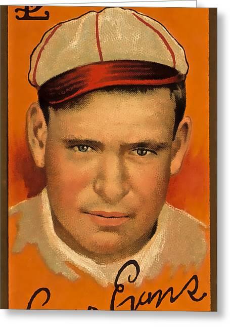 Evans Vintage Cardinals Greeting Card