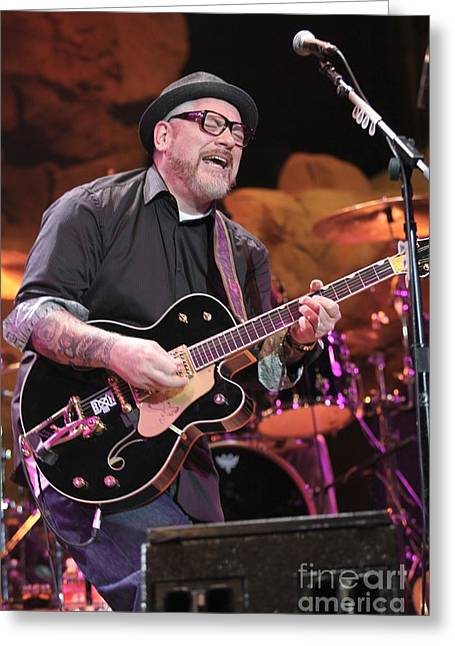 Everlast Greeting Card by Concert Photos