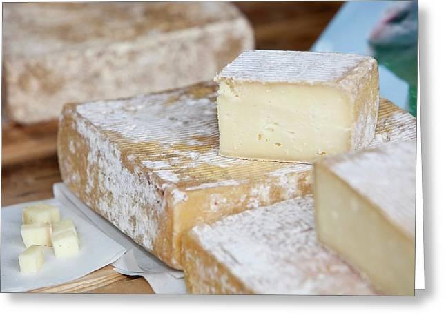 Ewes Milk Cheese Greeting Card