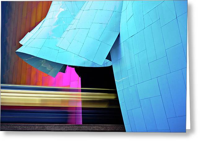 Experience Music Project Greeting Card