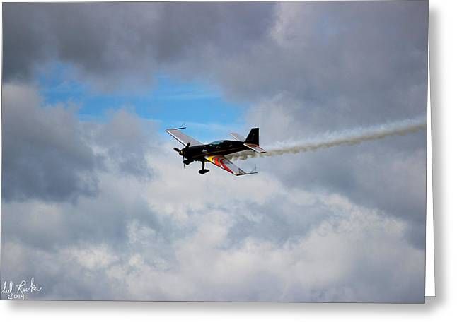 Extra 300s Greeting Card