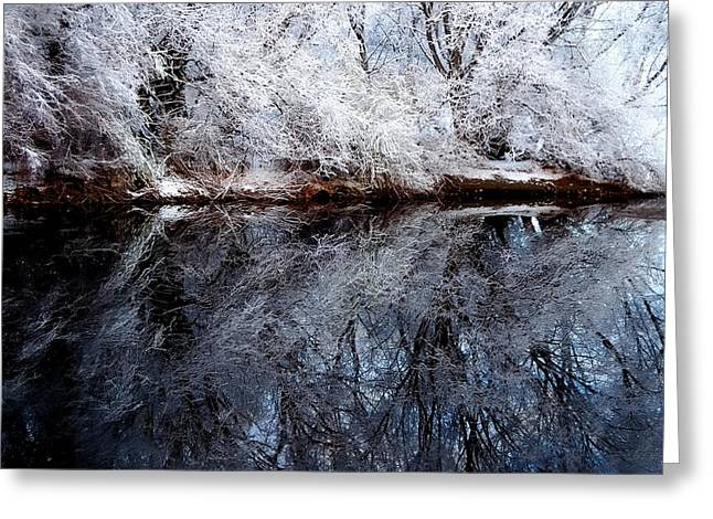 Extreme Reflections Greeting Card