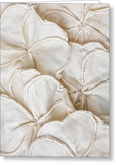 Fabric Pattern Greeting Card