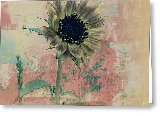 Faded Love Greeting Card by Janice Westerberg