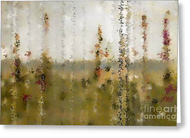 Faded Memories- Great Big Art Greeting Card by Great Big Art
