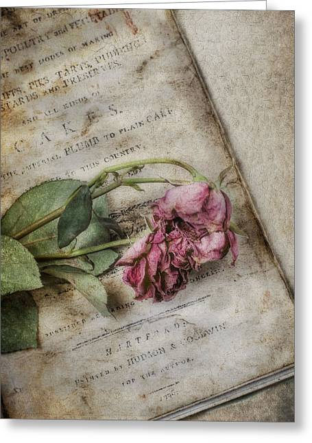 Faded Greeting Card by Robin-Lee Vieira