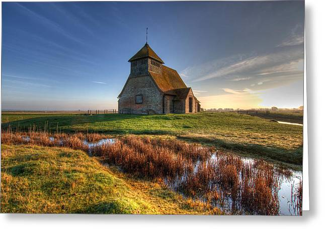 Fairfield Church Greeting Card