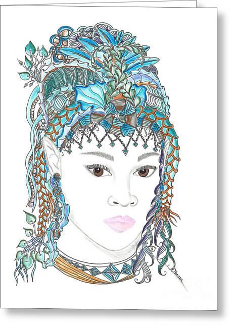 Fairy 5 Greeting Card