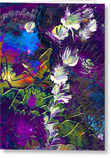 Fairy Dusting Greeting Card
