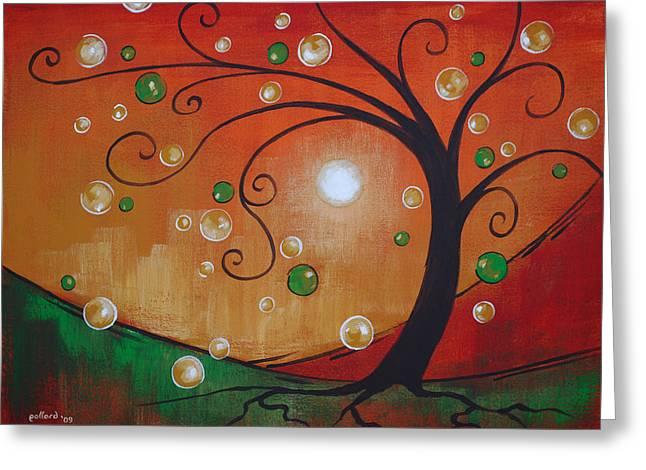 Fairy Tree Greeting Card