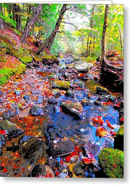 Fall 2014 Y129 Greeting Card