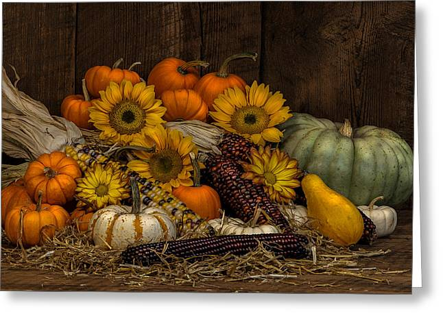 Fall Assortment Greeting Card