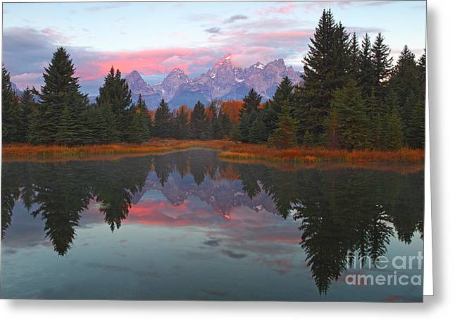 Fall At Schwabacher's Greeting Card
