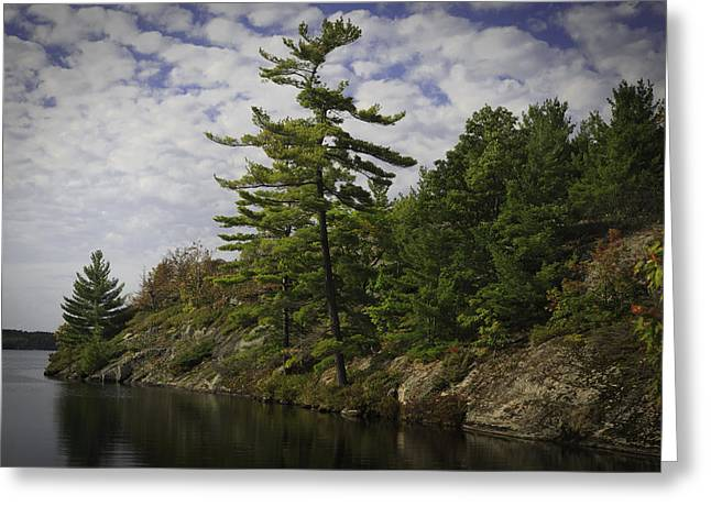 Fall In Northern Ontario Greeting Card