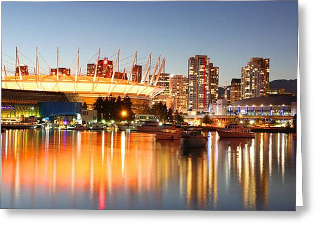 False Creek Greeting Card
