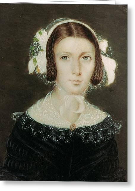 Fanny Brawne (1800-1865) Greeting Card
