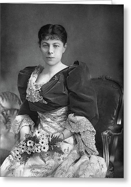 Fanny Brough (1854-1914) Greeting Card