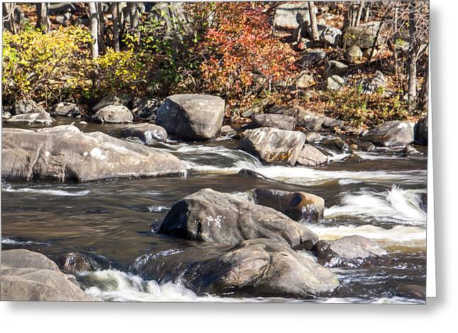 Farmington River Greeting Card