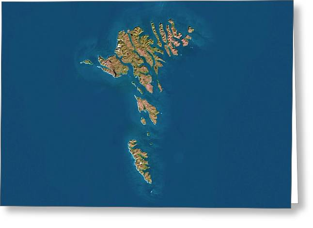 Faroe Islands Greeting Card