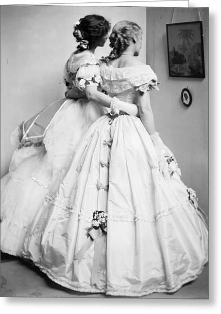 Fashion Women, 1906 Greeting Card by Granger