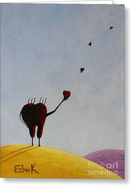 Favorite Memories Greeting Card by Shawna Erback