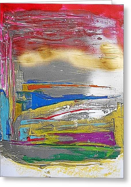 Fd266 Greeting Card by Ulrich De Balbian
