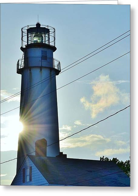 Fenwick Island Lighthouse - Delaware Greeting Card