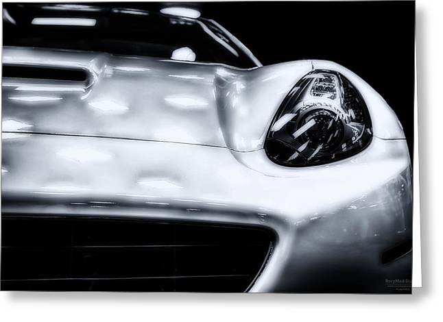 Ferrari 2 Greeting Card