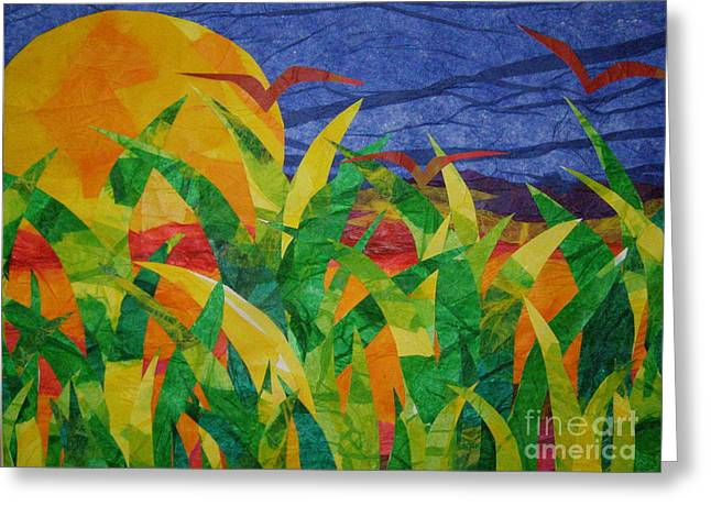 Solitude  Greeting Card by Diane Miller