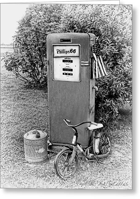 Fill 'er Up Greeting Card