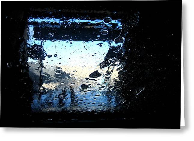 Film Noir Lawrence Kasden Kathleen Turner Mickey Rourke Body Heat Car Wash Casa Grande Az 1981-2004 Greeting Card