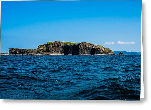 Fingal's Cave Greeting Card